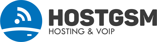 HOSTGSM LLC logo